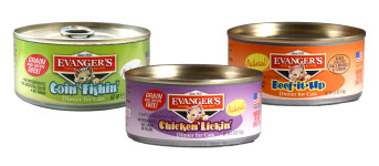 Classic Dinners for Cats (Canned)