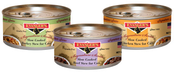 Signature Series Stews for Cats (Canned)