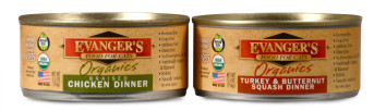 Organic Cat Food (Canned)