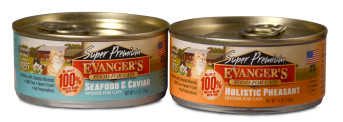 Super Premium Dinners for Cats (Canned)